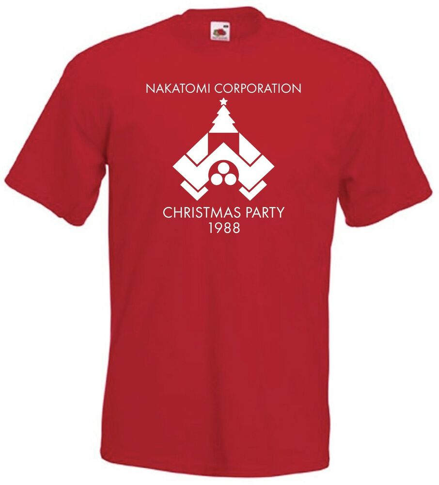 NAKATOMI CHRISTMAS PARTY 1988 T-SHIRT
