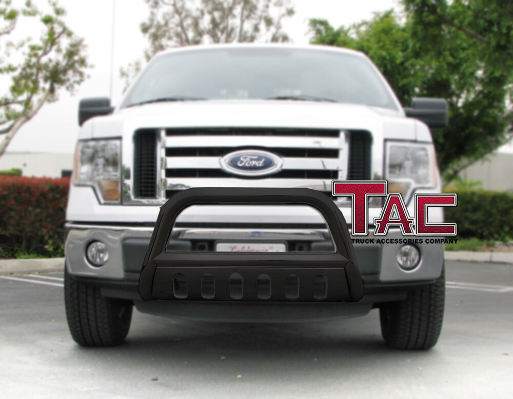 Tac New 2011 2017 Ford F150 Ecoboost 3 Quot Bull Bar Black