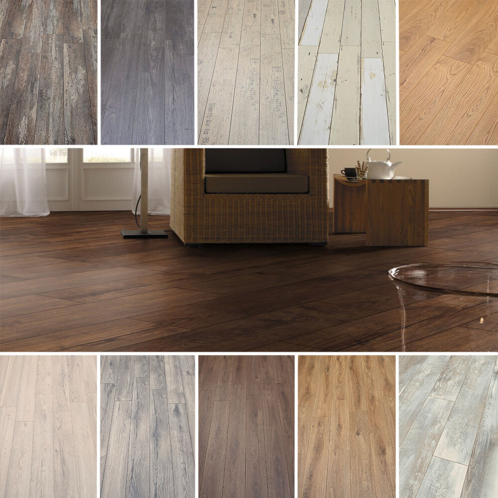 High Quality Laminate Flooring 8mm Thick Fast Free