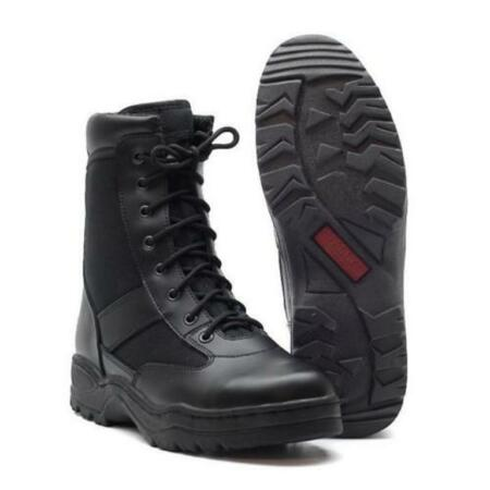 img-New Army Boots Work boots Size 37 - 47 Combat boots outdoor Boots black