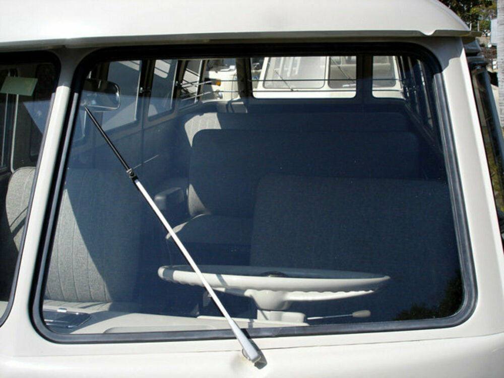 vw type  bus   windshield safety glass dual pane laminated tempered ebay