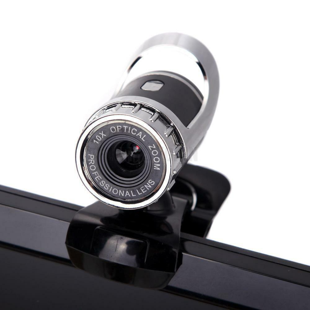 Usb 2 0 1080p hd webcam web camera video with mic 360 for for Camera it web tv