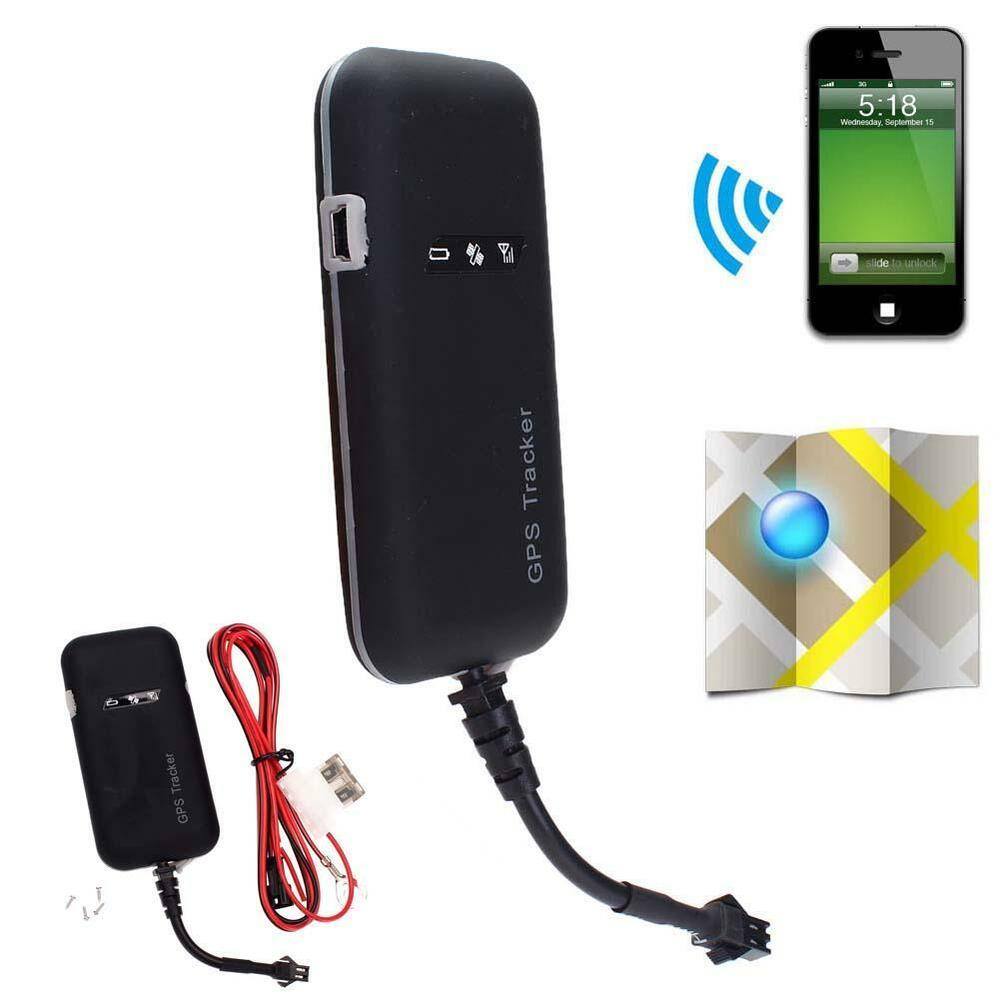GPS Tracker Car Vehicle Motorcycle Truck Realtime GPRS GSM Track Device Alarm TR | eBay