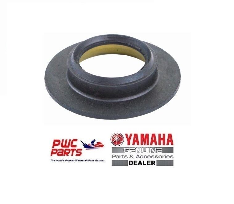 Yamaha oem oil seal cover 6e5 45344 00 00 1984 f115 f150 for Yamaha f150 lower unit oil