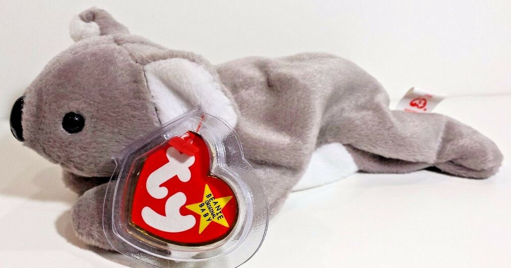Ty Beanie Babies Quot Mel Quot The Koala Bear Mwmts Check Out