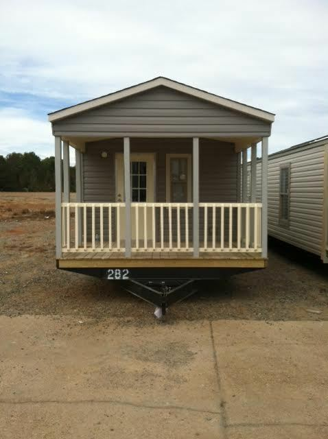 2018 Legacy Mobile Tiny Home 1br1ba 12x50 Hud Park Model Ocala