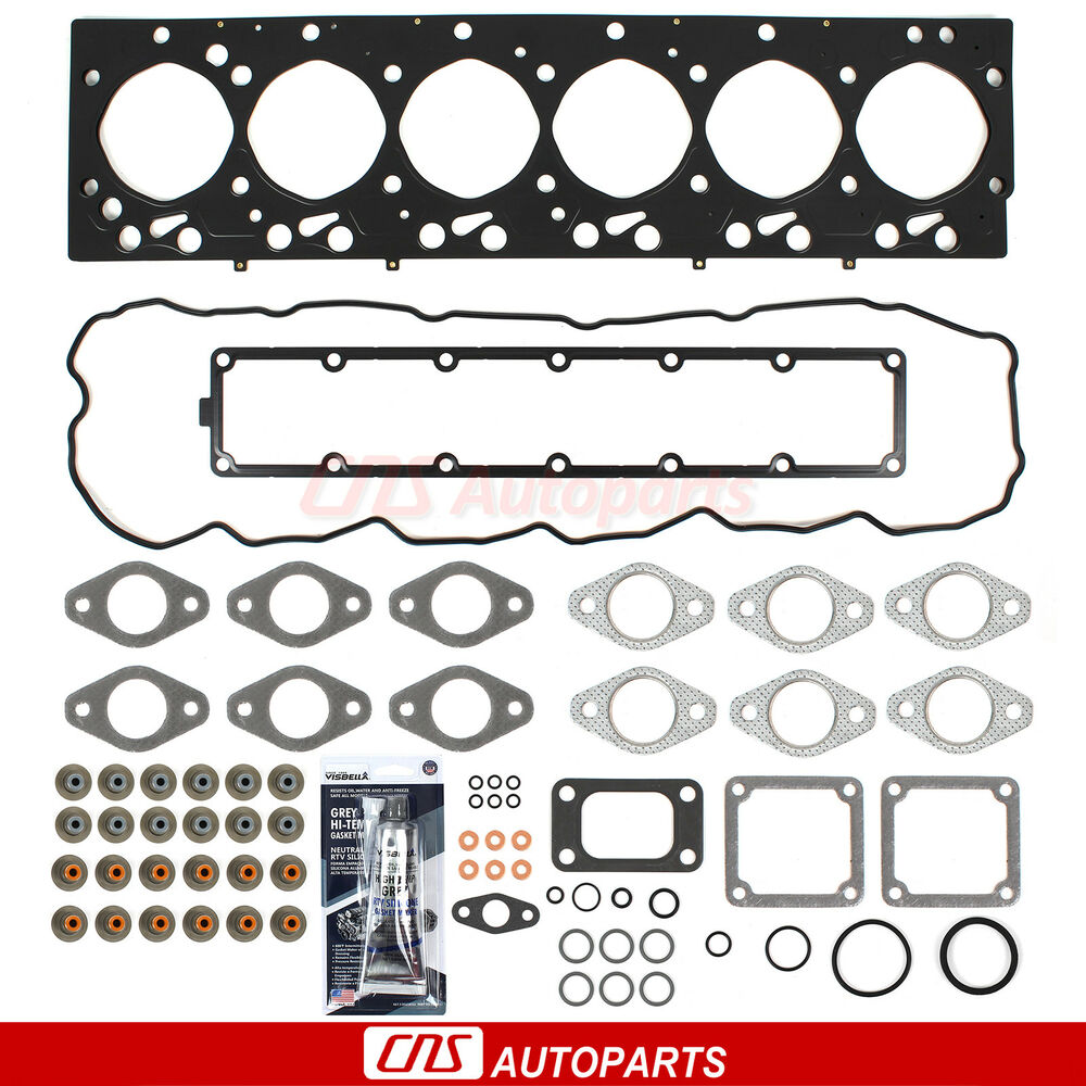 2012 Gmc Savana 2500 Cargo Head Gasket: Head Gasket Set For 03-09 Dodge Ram 2500 3500 5.9L OHV