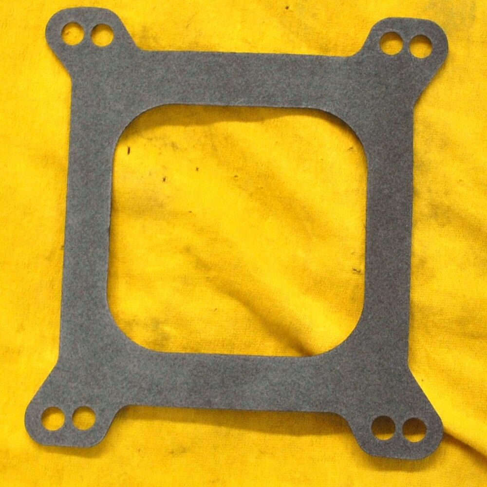 Carburetor Base Gasket 4150 4160 Intake Fits Holley Sbc Bbc Chevy ...