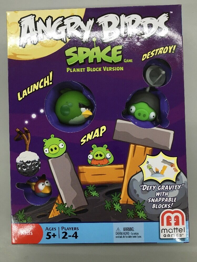 Angry Birds in Space Board Game Review - with Tom Vasel ...