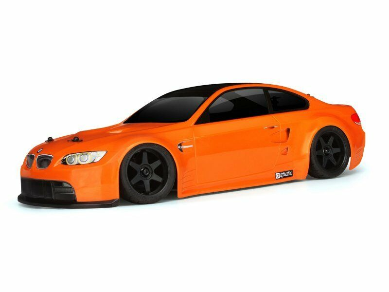 Hpi Bmw M3 Gts Body Painted Orange 200mm 113344 Oz Rc Models Ebay