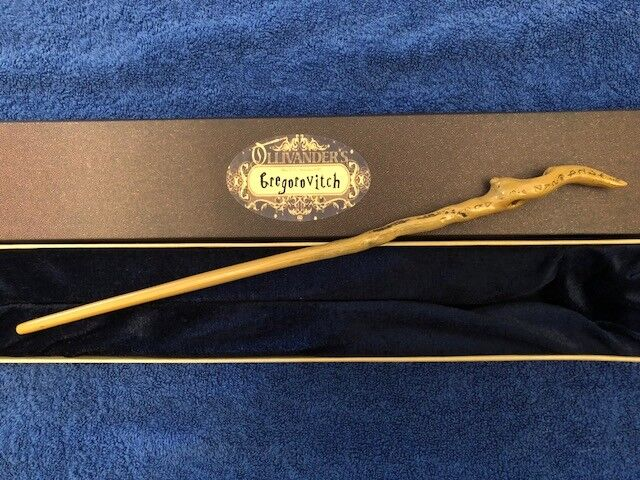 Mykew gregorovitch wand 14 harry potter ollivander 39 s for Gregorovitch wands