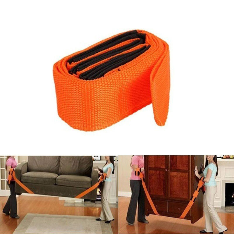 Moving Straps Rope Move Belt For Lifting Furniture Bed Heavy Bulky Items Gyth Ebay