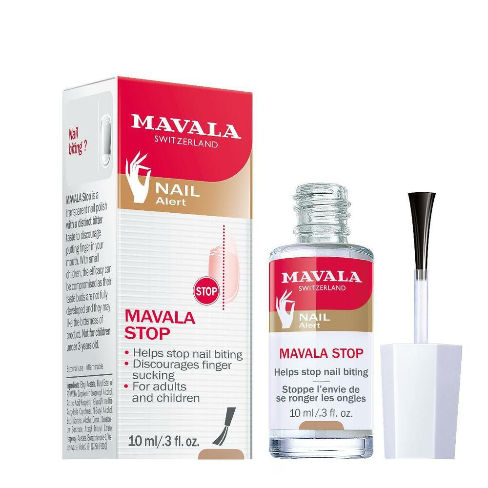 New Mavala Stop Helps Prevent Nail Biting And Thumb Sucking 10ml 3