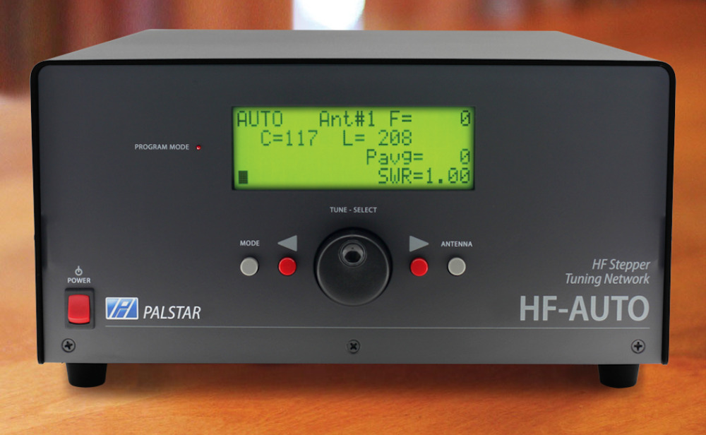 palstar hf auto 1800 watt autotuner for ham radio ebay. Black Bedroom Furniture Sets. Home Design Ideas