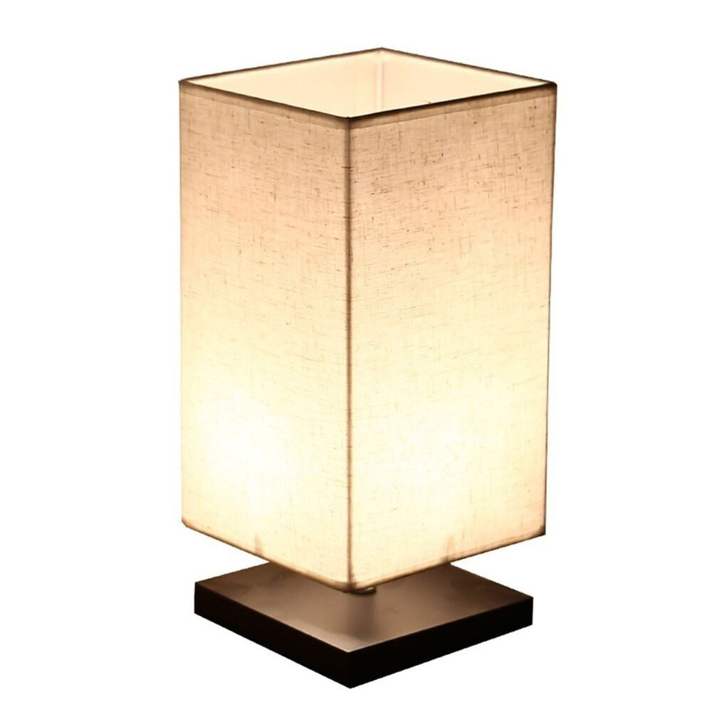 table lamps for bedroom small minimalist wood table bedside desk. Black Bedroom Furniture Sets. Home Design Ideas