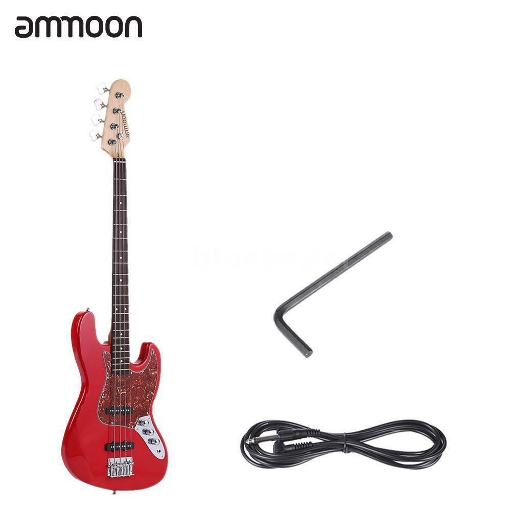 4 string jb electric bass guitar basswood body rosewood fretboard 24 fret c3s1 798220807973 ebay. Black Bedroom Furniture Sets. Home Design Ideas