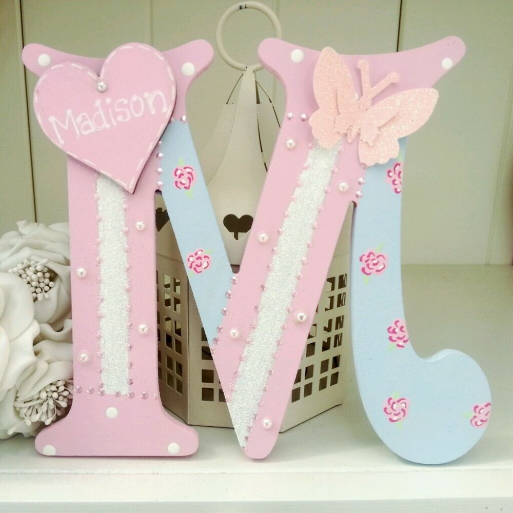 Large Shabby Chic Letters