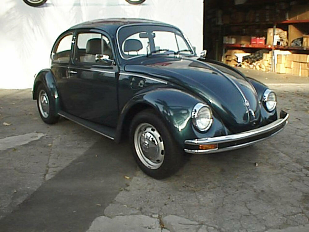 Vw Type1 Bug 1973 1977 Sedan Amp Convertible Beetle