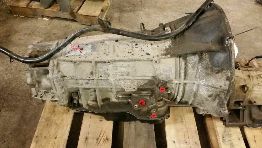 2005 Dodge Ram 1500  Automatic Transmission 4x4 5 7l 198663