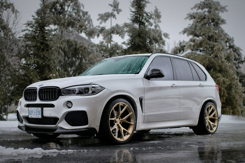 Bmw F15 F16 F85 F86 X5 X5m X6 X6m Signature Forged