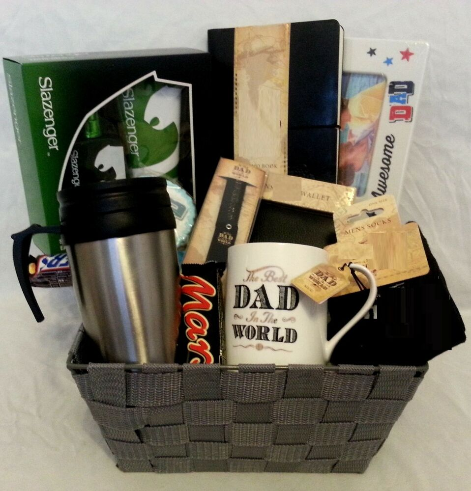 FATHERS DAY GIFT HAMPER MEN GIFTS BIRTHDAY FATHER'S DAY