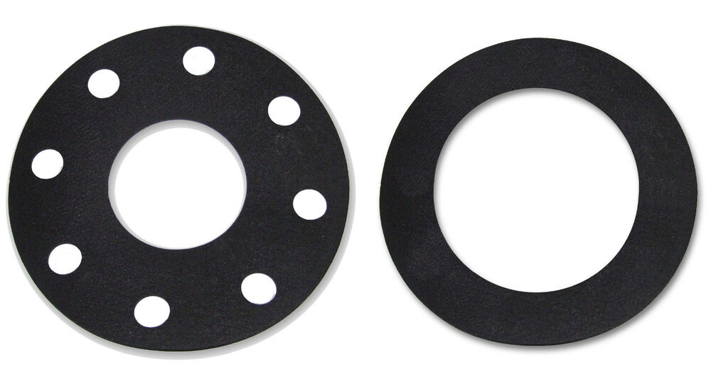 Rubber gaskets mm epdm pn flange style full face