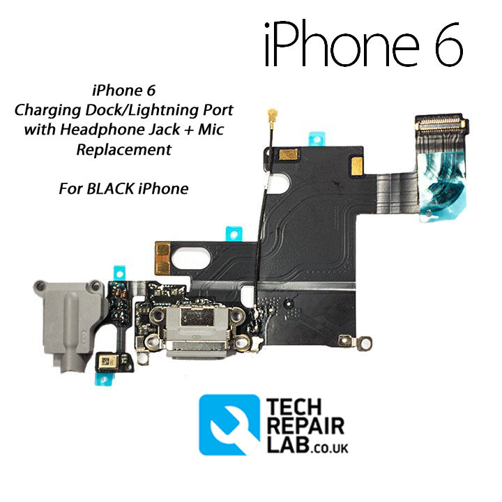 iphone 6 not charging new lightning connector charging dock port headphone 1483