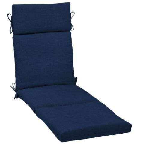 Chaise Lounge Cushion Reversible Patio Chair Replacement