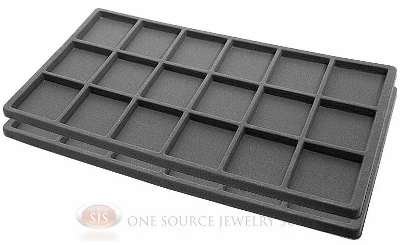 2 Gray Insert Tray Liners W 18 Compartments Drawer. Desk Shelves Target. Desk Woodworking Plans. Kids Folding Tables. 8 Ft Folding Table. Tropitone Tables. Fold Up Study Desk. Tv Armoire With Doors And Drawers. Scandinavian Desk Chair
