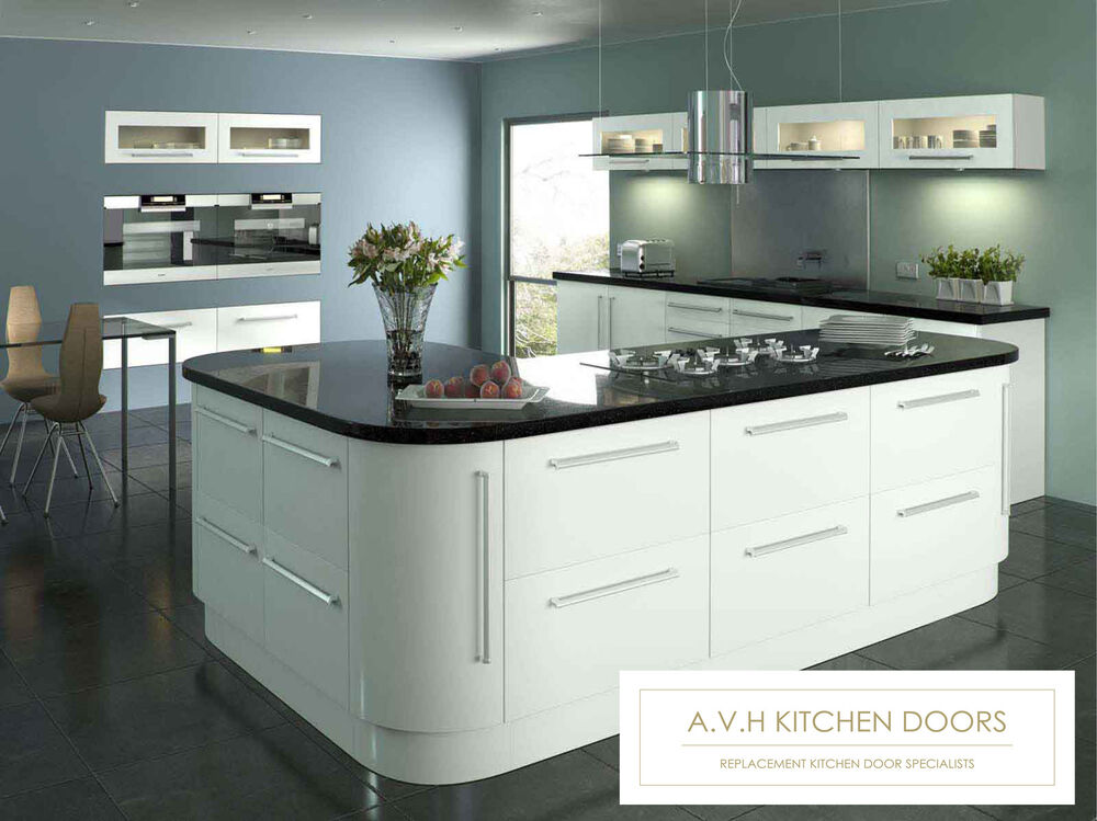 made to measure bespoke kitchen cupboard doors and drawers ebay