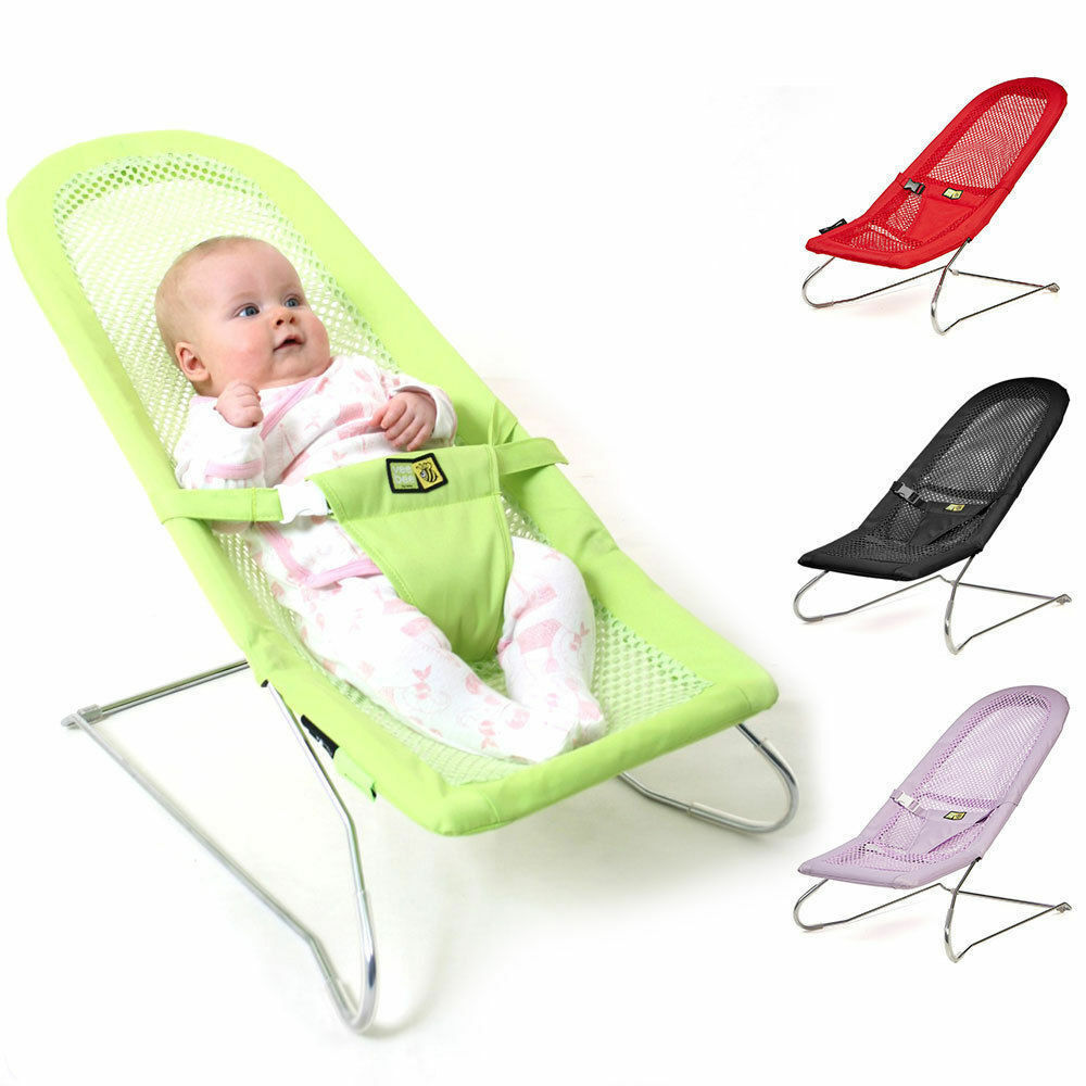 Vee Bee Serenity Infant Baby Bouncer Chair Seat Bouncing