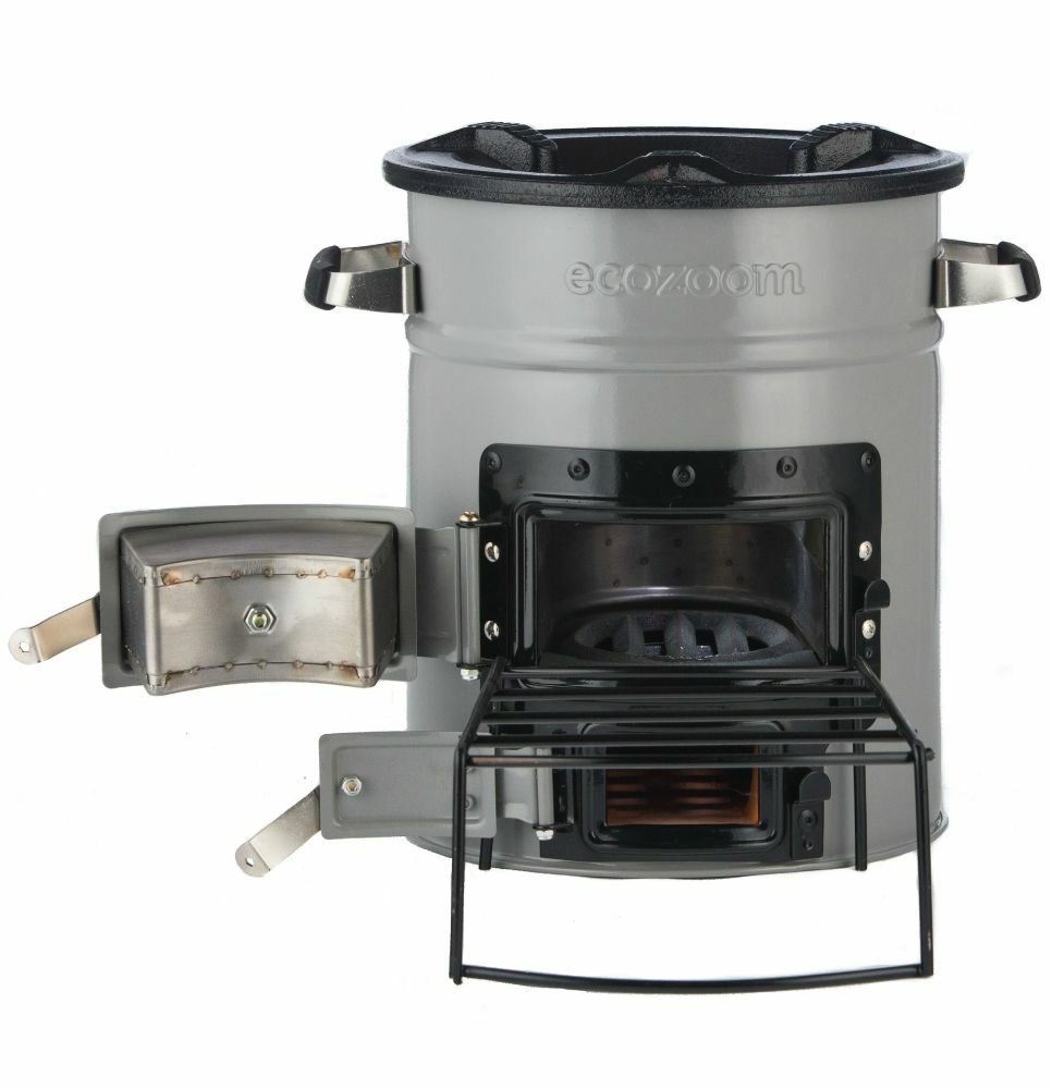 Ecozoom versa rocket stove portable outdoor woodfired for Outdoor wood cooking stove