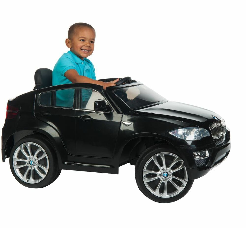 Kids Ride On Electric Car Battery Operated BMW X6 Toddler