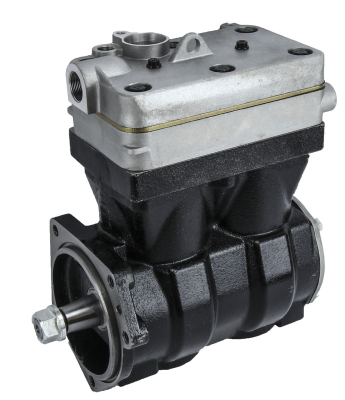 Volvo D12 Engine Air Compressor