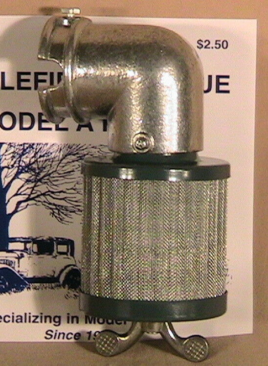 1930 Ford Truck >> 1928-1931 Model A Ford Airmaze Air Filter/ Flame Arrester.   eBay