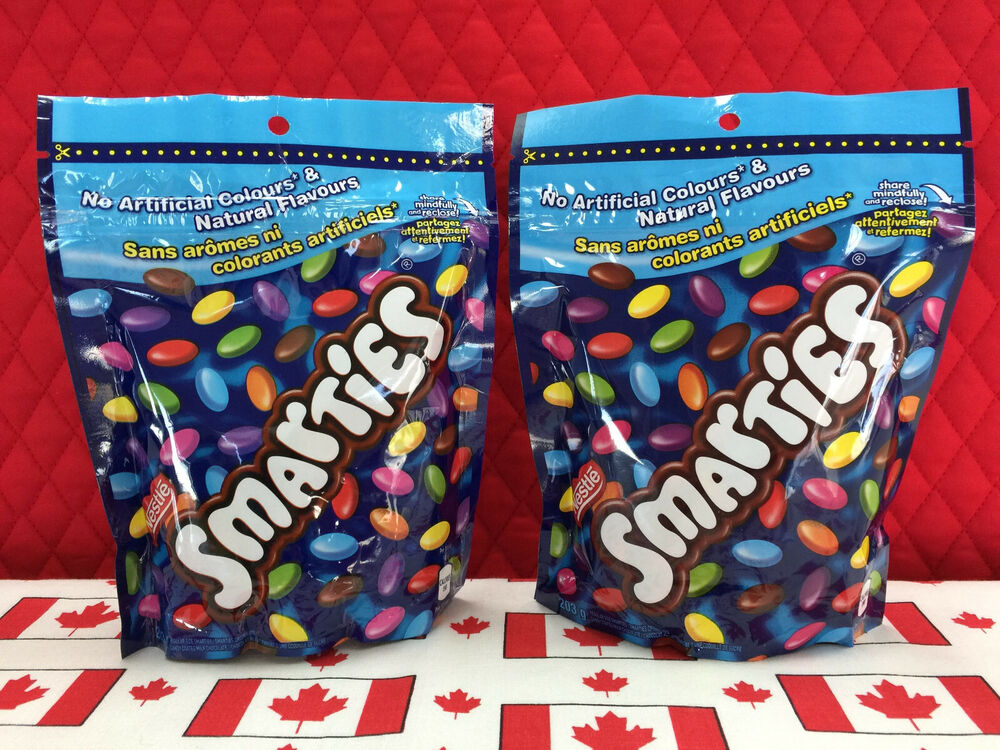 Resealable Food Candy Bags Canada