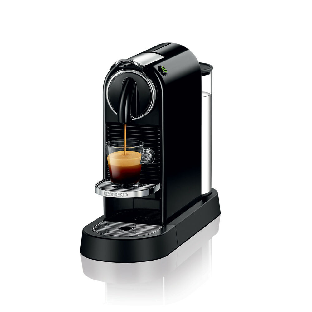 nespresso citiz espresso maker ebay. Black Bedroom Furniture Sets. Home Design Ideas