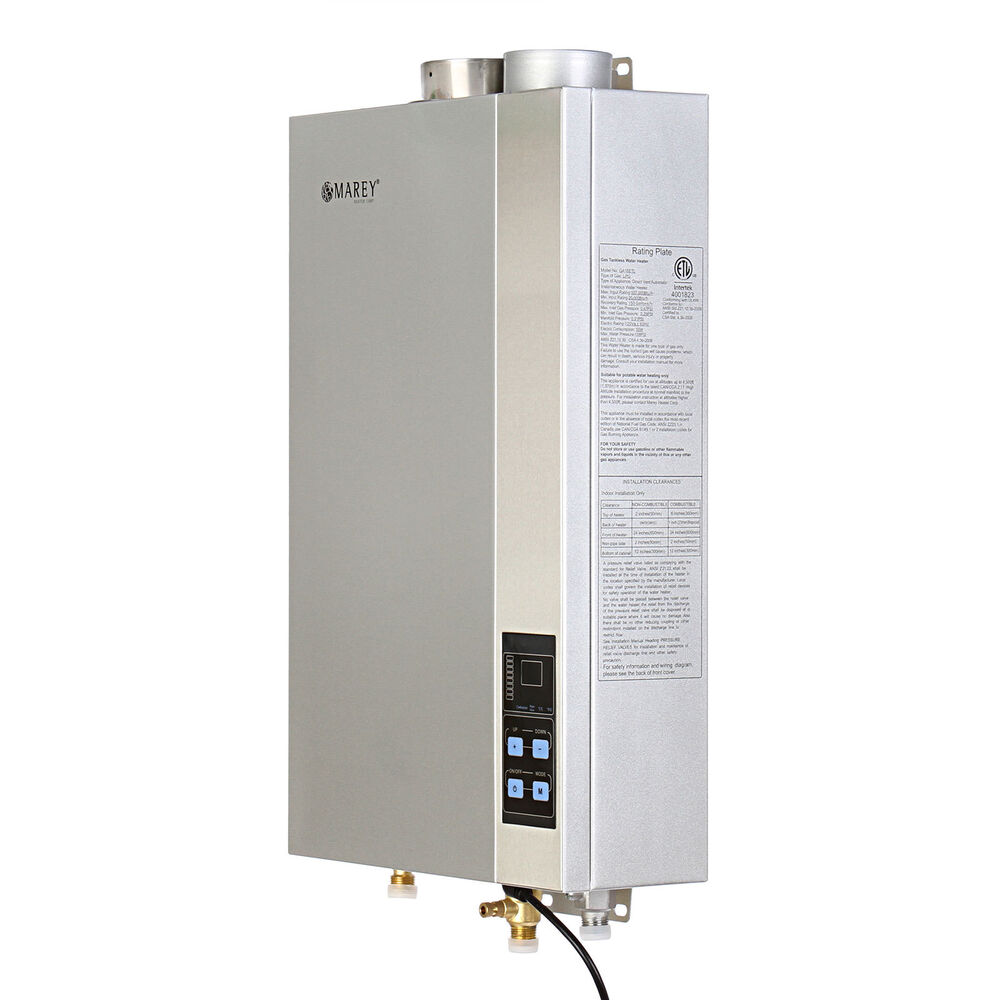Natural Gas Home Water Heater