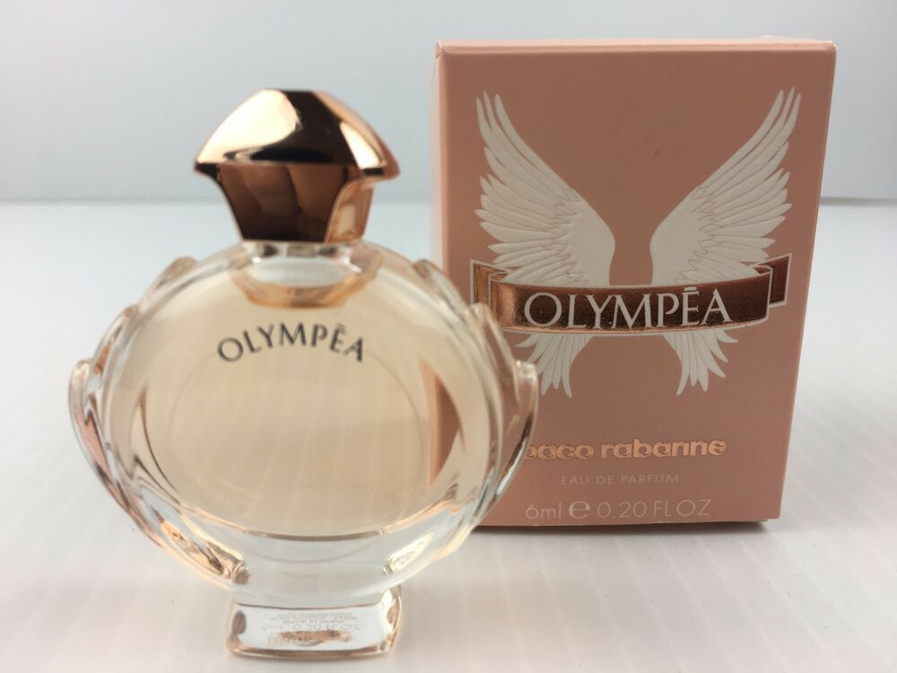 Olympea by paco rabanne for women mini perfume oz new for Paco rabanne women s fragrance