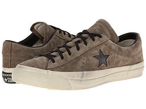 c653b837688f Details about Converse X John Varvatos ONE Star Player Ox Suede Military  Olive 145383c