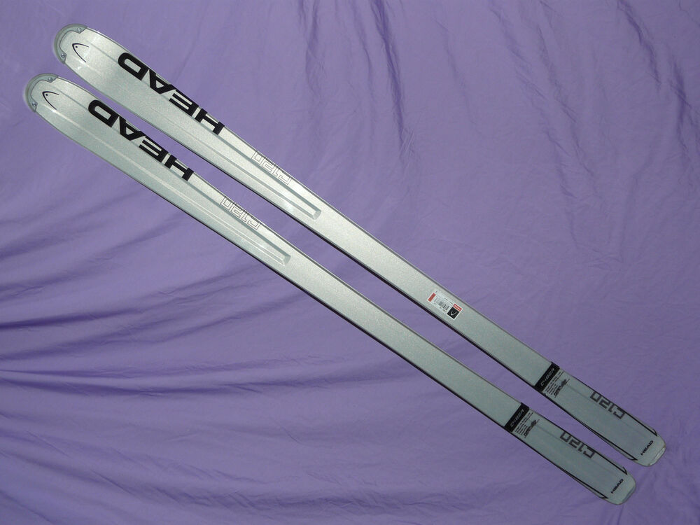 Head cyber c si cm all mtn carving skis no bindings