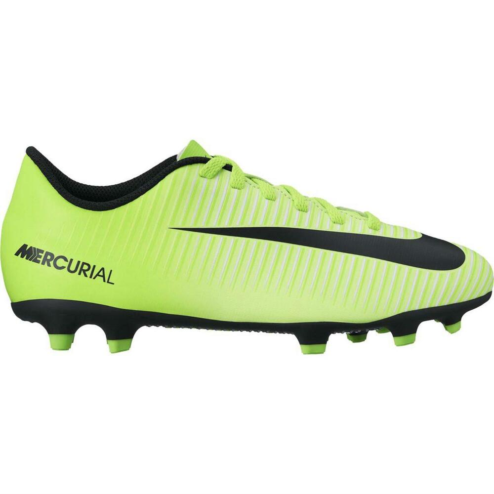 new style 6bb98 45297 Details about Nike Mercurial Vortex III FG Kids Football Boots (303) + Free  AUS Delivery!