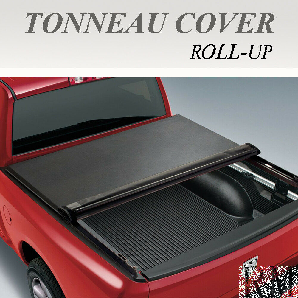 Lock & Roll Up Tonneau Cover For 2005-2011 Dodge Dakota