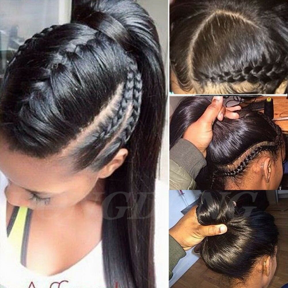 Indian Virgin Human Hair Full Lace Wig With Baby Hair Lace