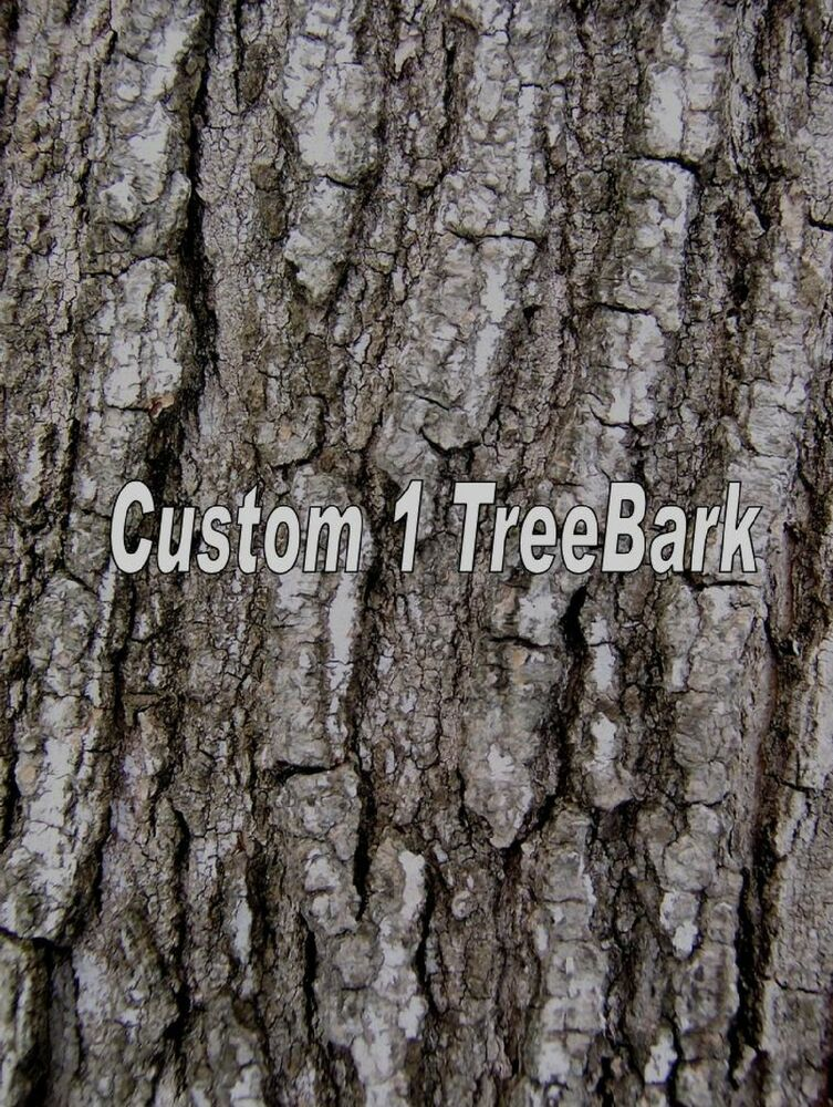 Tree Bark Camouflage For Trail Camera Security Boxes Fits