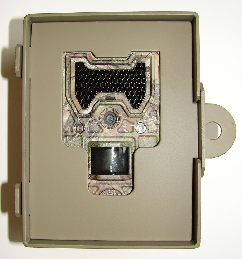 bushnell trophy cam hd aggressor low glow security box 119774c 119775c ebay. Black Bedroom Furniture Sets. Home Design Ideas
