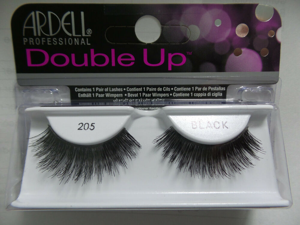 5a96159df3c Details about (LOT OF 3) Ardell Double Up Professional Eyelashes False  Lashes 205