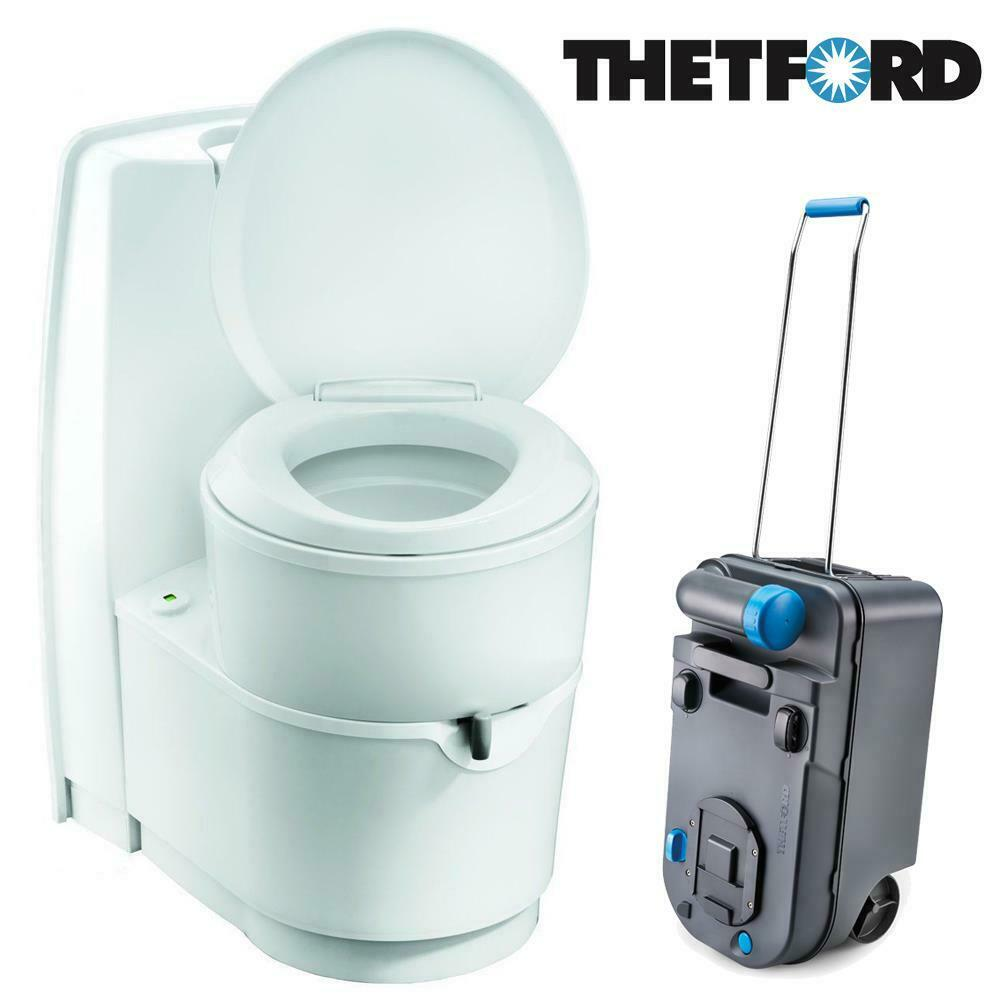 thetford c224cw caravan motorhome cassette toilet. Black Bedroom Furniture Sets. Home Design Ideas