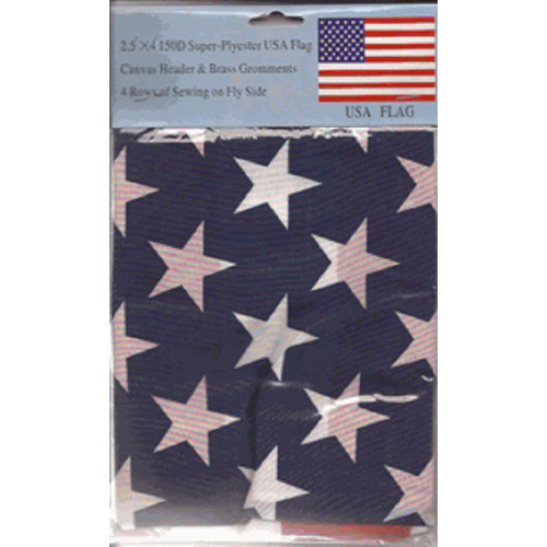 2-12-x-4-ft-superpolyester-outdoor-lightweight-american-flag-new