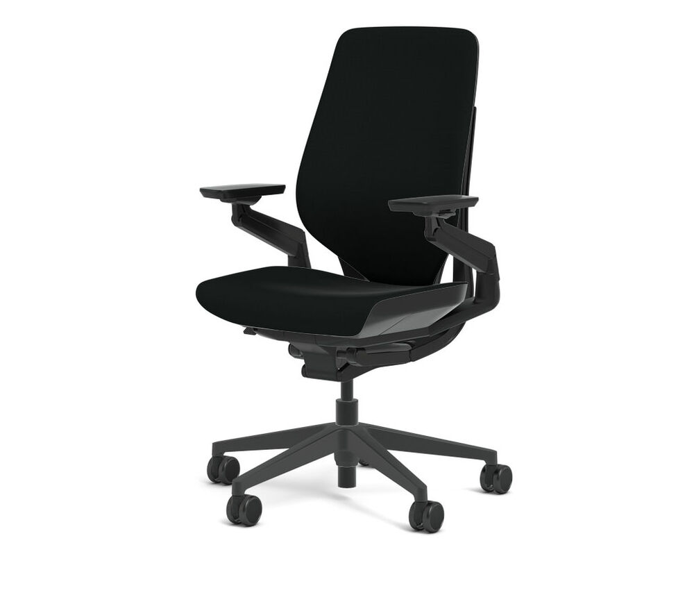New Steelcase Gesture Chair Adjustable Cogent Connect ...